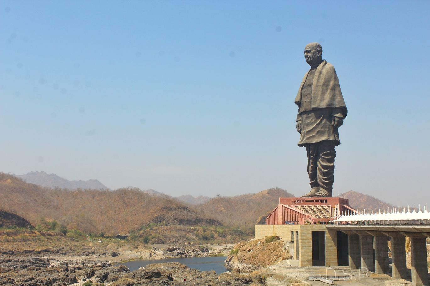 Photo of Statue of Unity By Deven Shukla