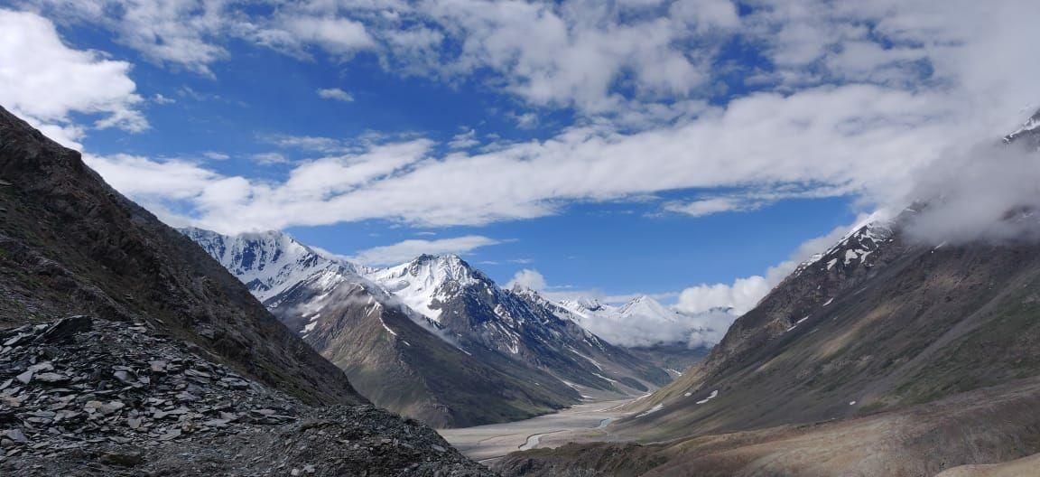 Photo of Kunzum Pass By Deven Shukla