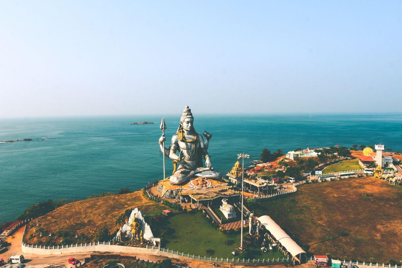 Photo of Murudeshwar Temple By Varun Kumar