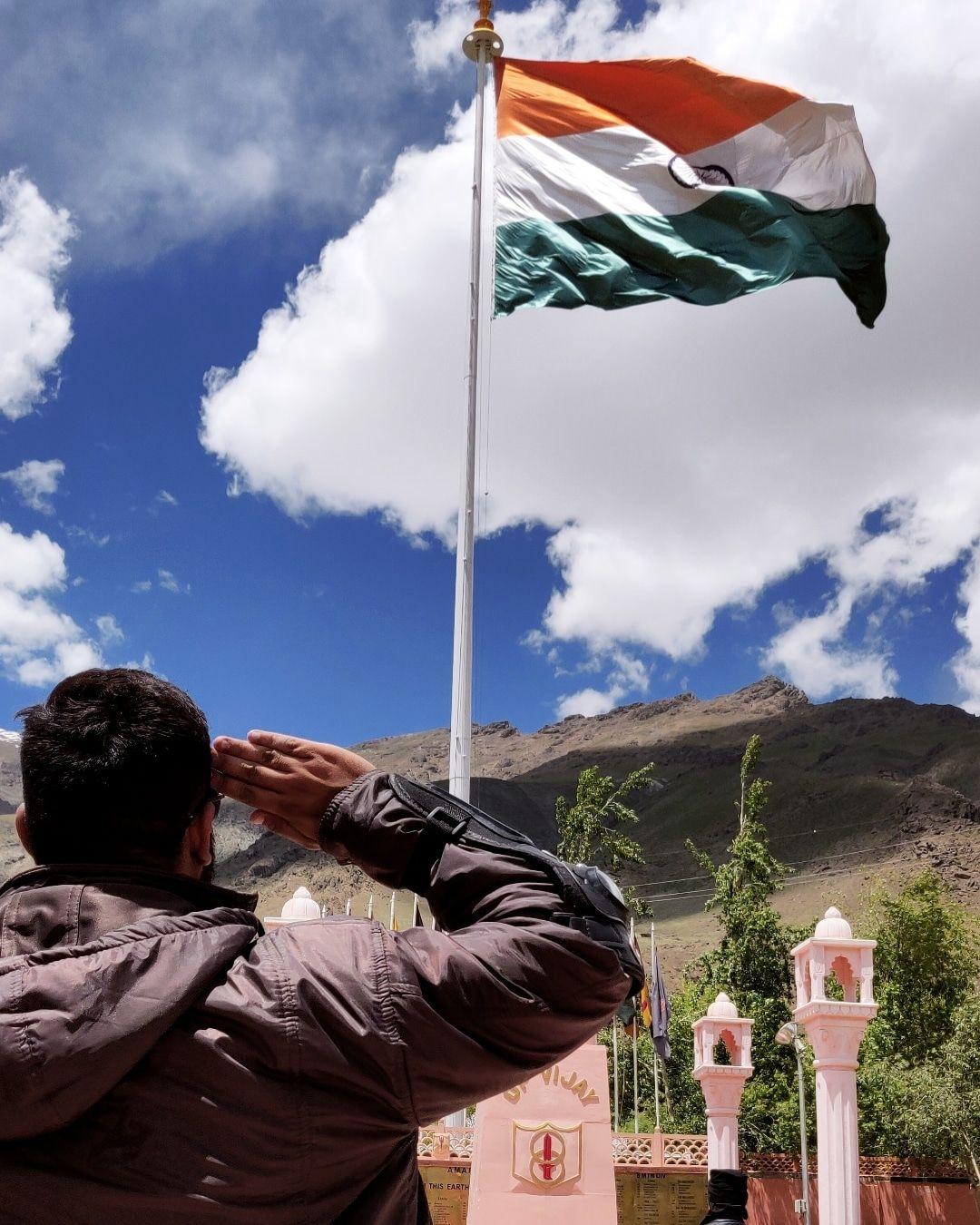 Photo of Kargil War Memorial By Ashish Sukhramani