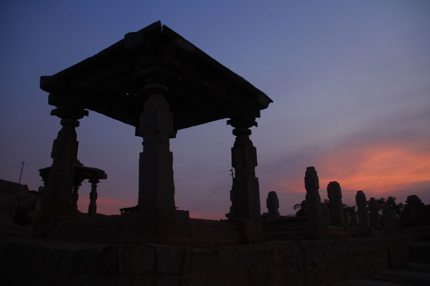 Photo of Hampi By Pushkar Keny