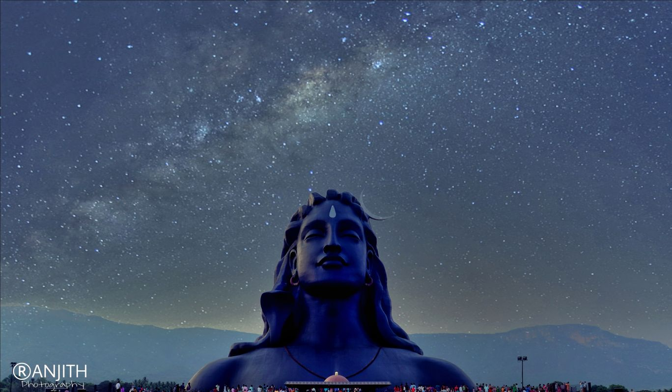 Photo of Adiyogi Statue By Ranjith Malugodu