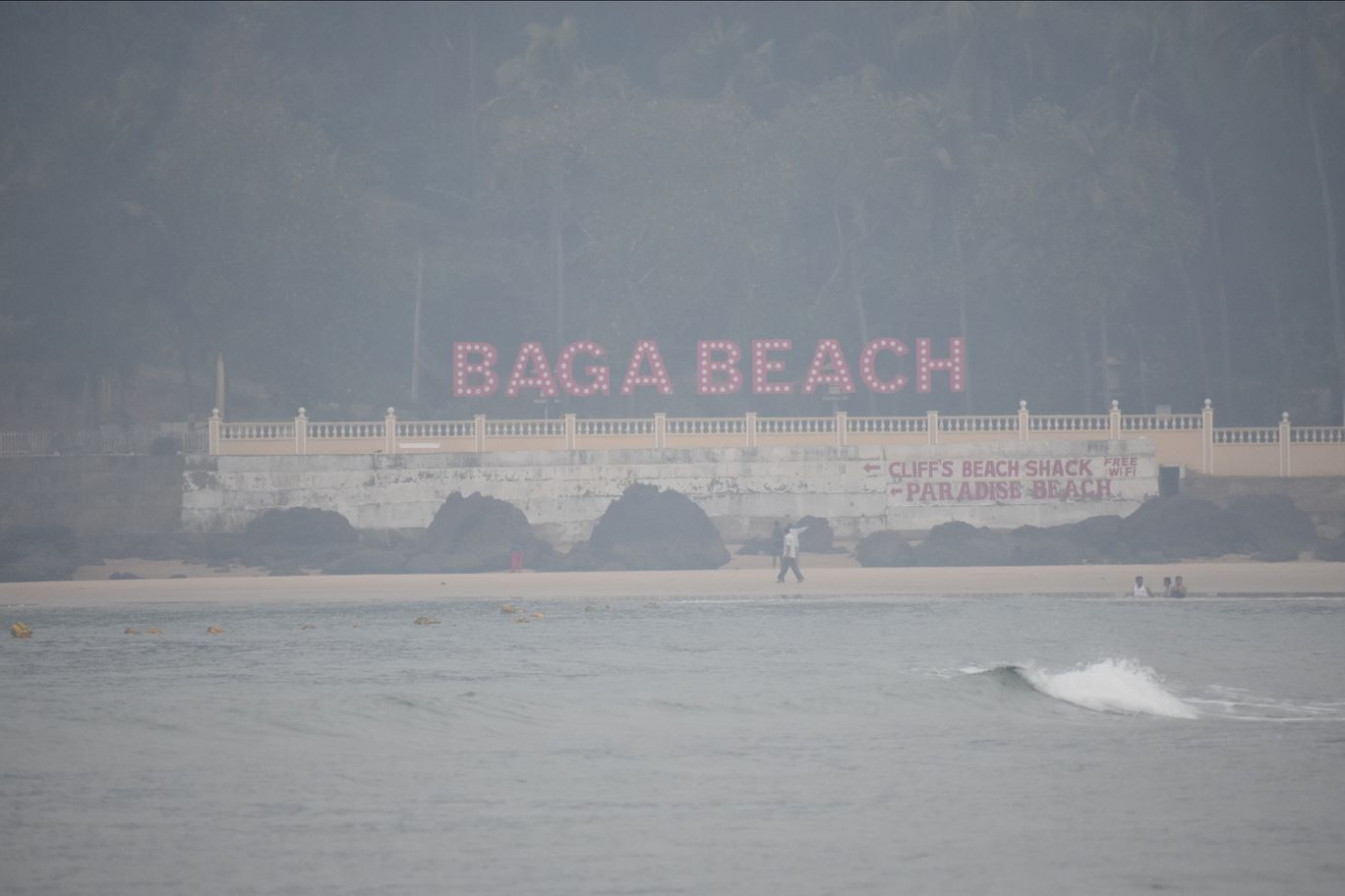 Photo of Baga Beach By anand agarwal
