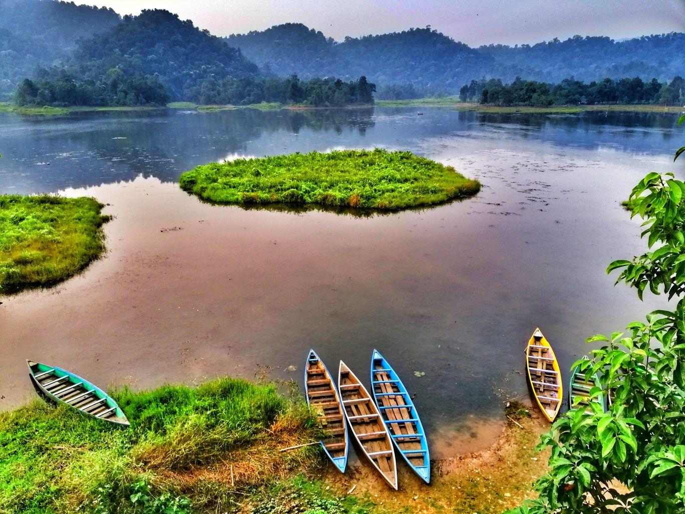 Photo of Chandubi lake By Abhishek Gupta