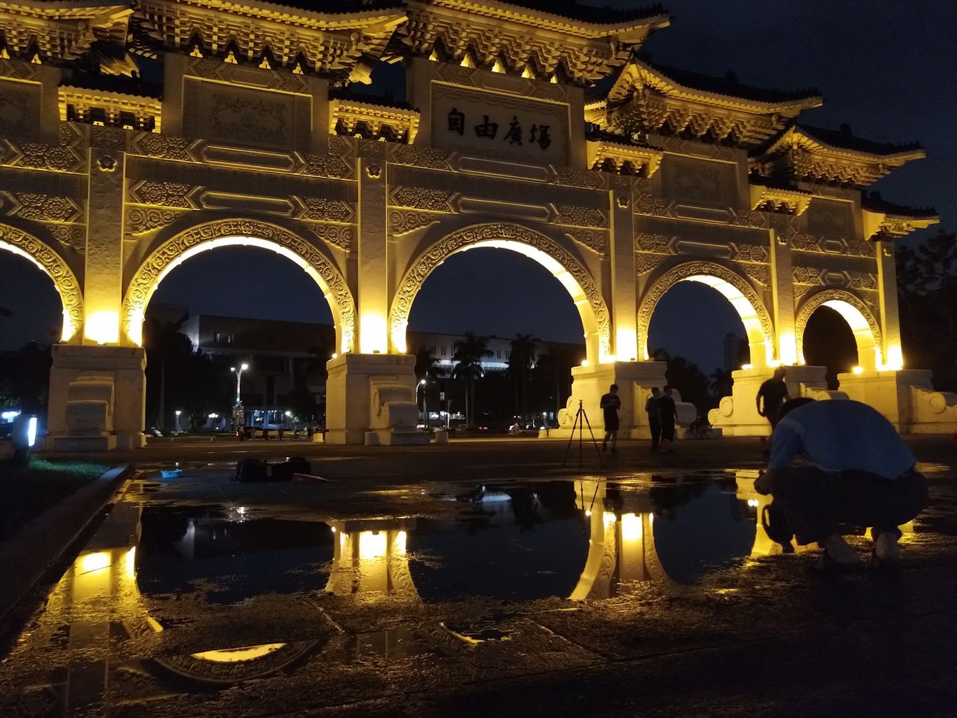 Photo of Chiang Kai-Shek Memorial Hall By Ankit Kumar Panda