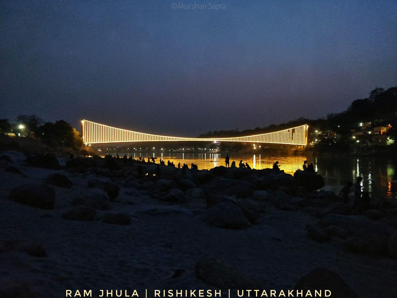 Photo of Ram Jhula By Akarshan Sapra
