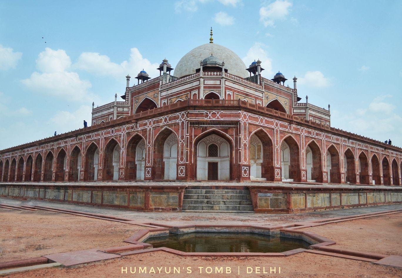 Photo of Humayun's Tomb By Akarshan Sapra