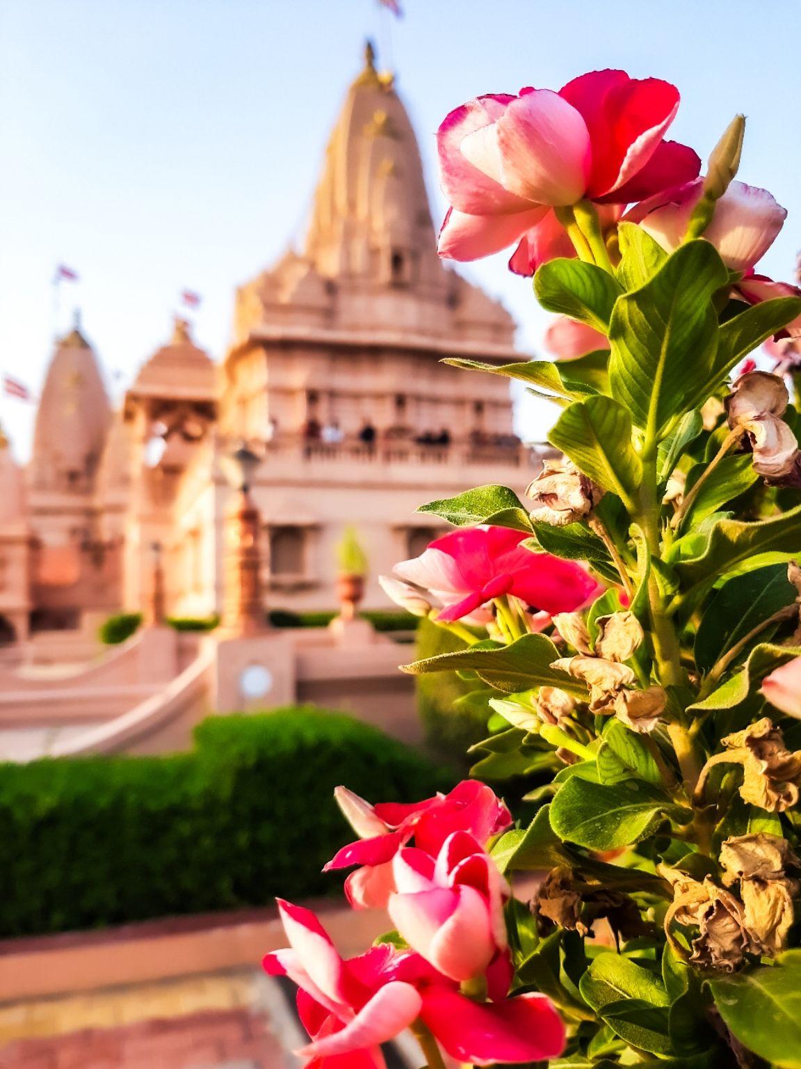 Photo of Poicha Swaminarayan Temple Nilkanthdham By Vishwa Joshi