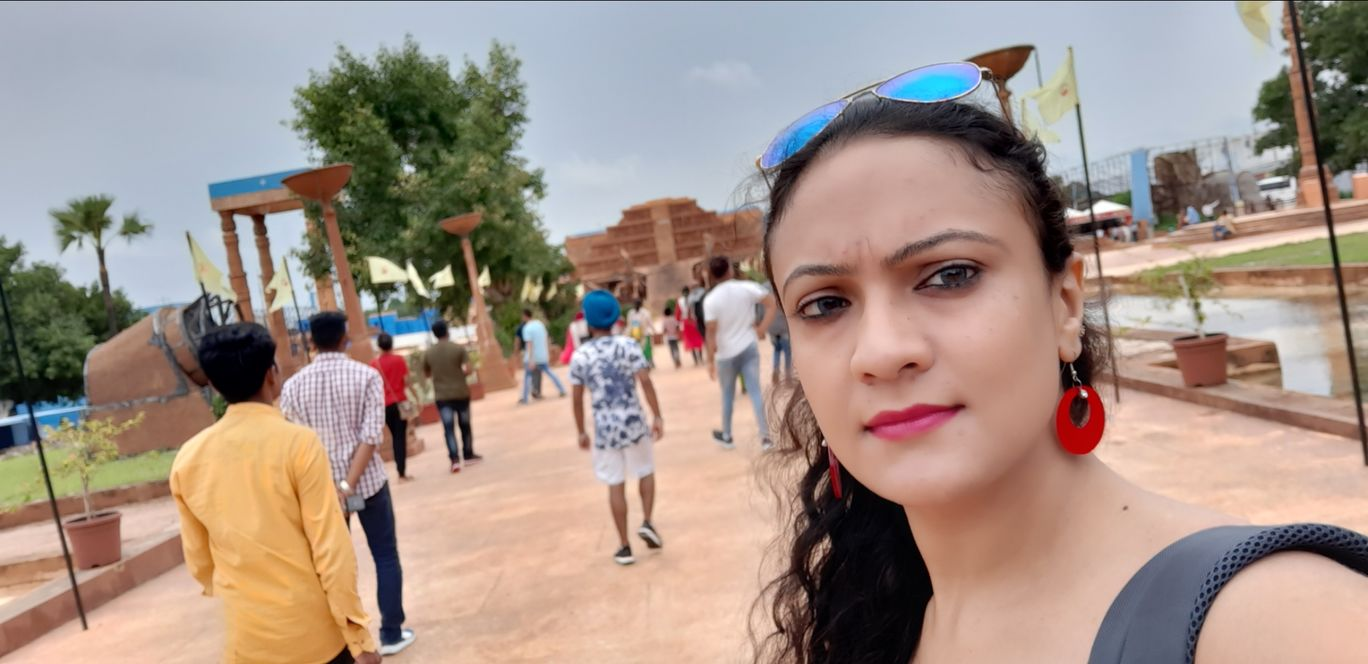 Photo of Ramoji Film City By Gurleen Alang