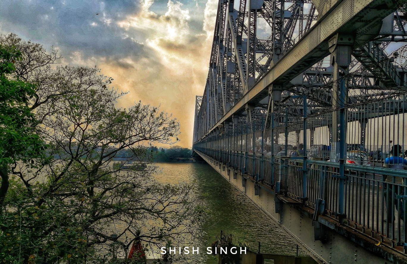 Photo of Howrah Bridge By shish ranjan singh