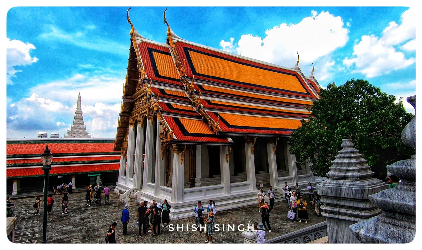 Photo of The Grand Palace By shish ranjan singh