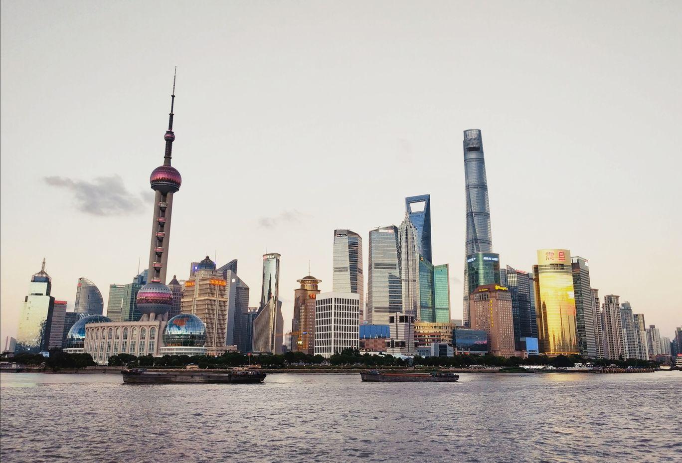 Photo of Shanghai By Karim Shaikh
