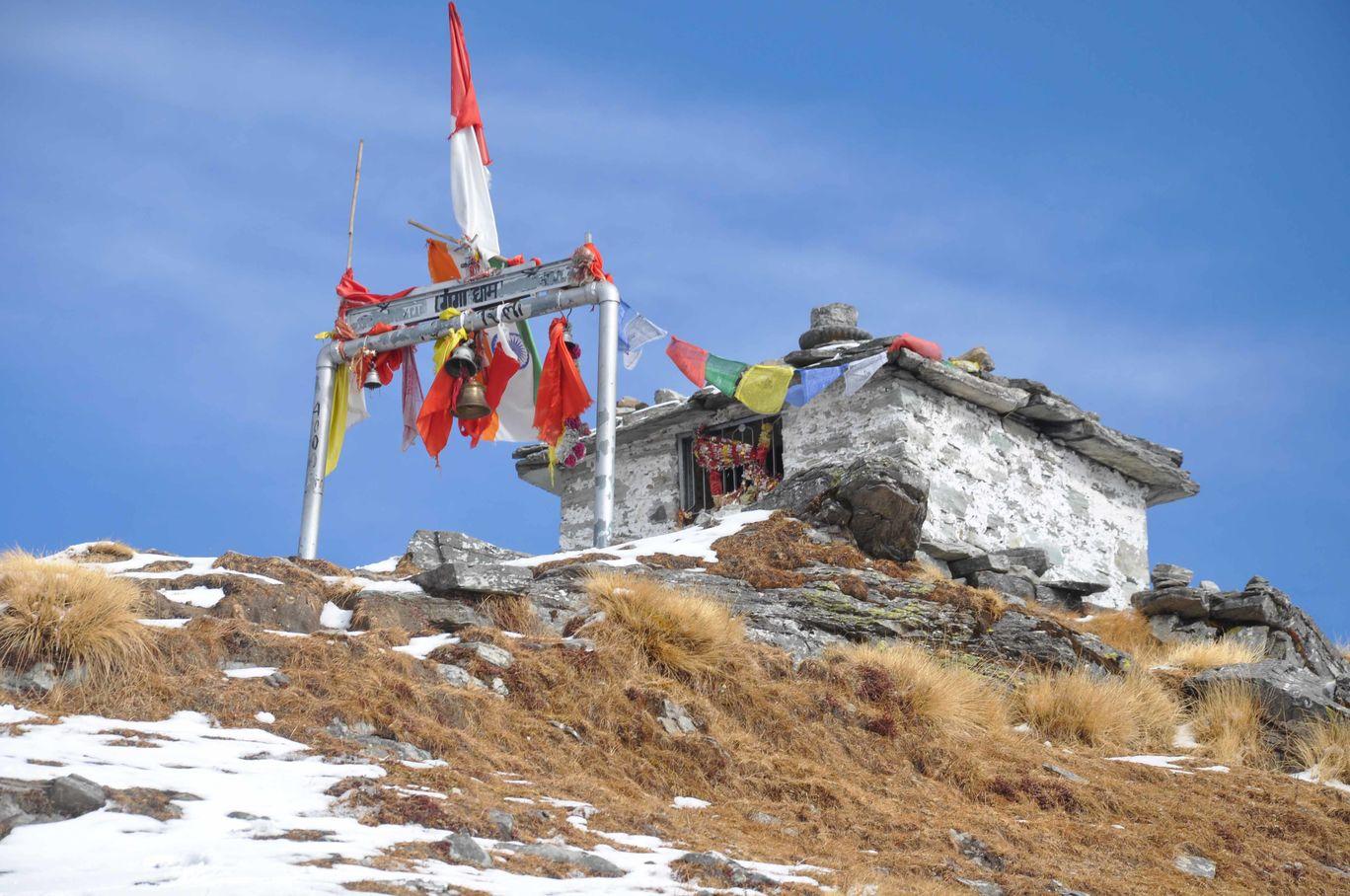 Photo of Tungnath Temple By Jhanvi
