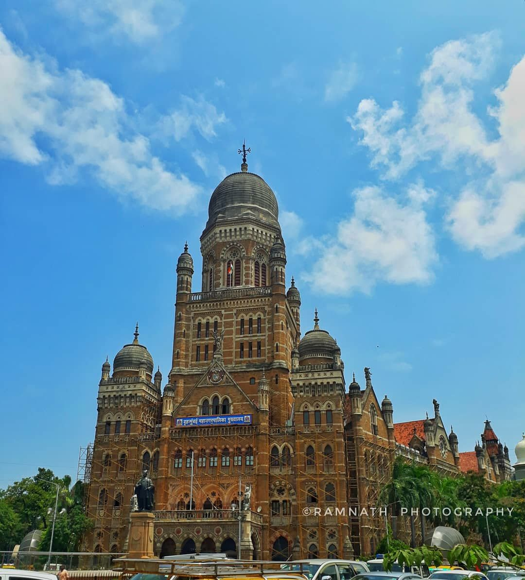 Photo of Brihanmumbai Municipal Office By Ramnath Raval