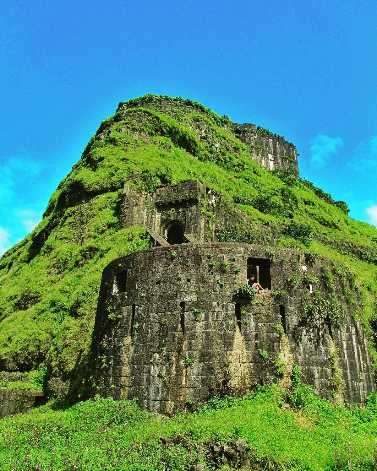 Photo of Lohgad Fort By Ramnath Raval