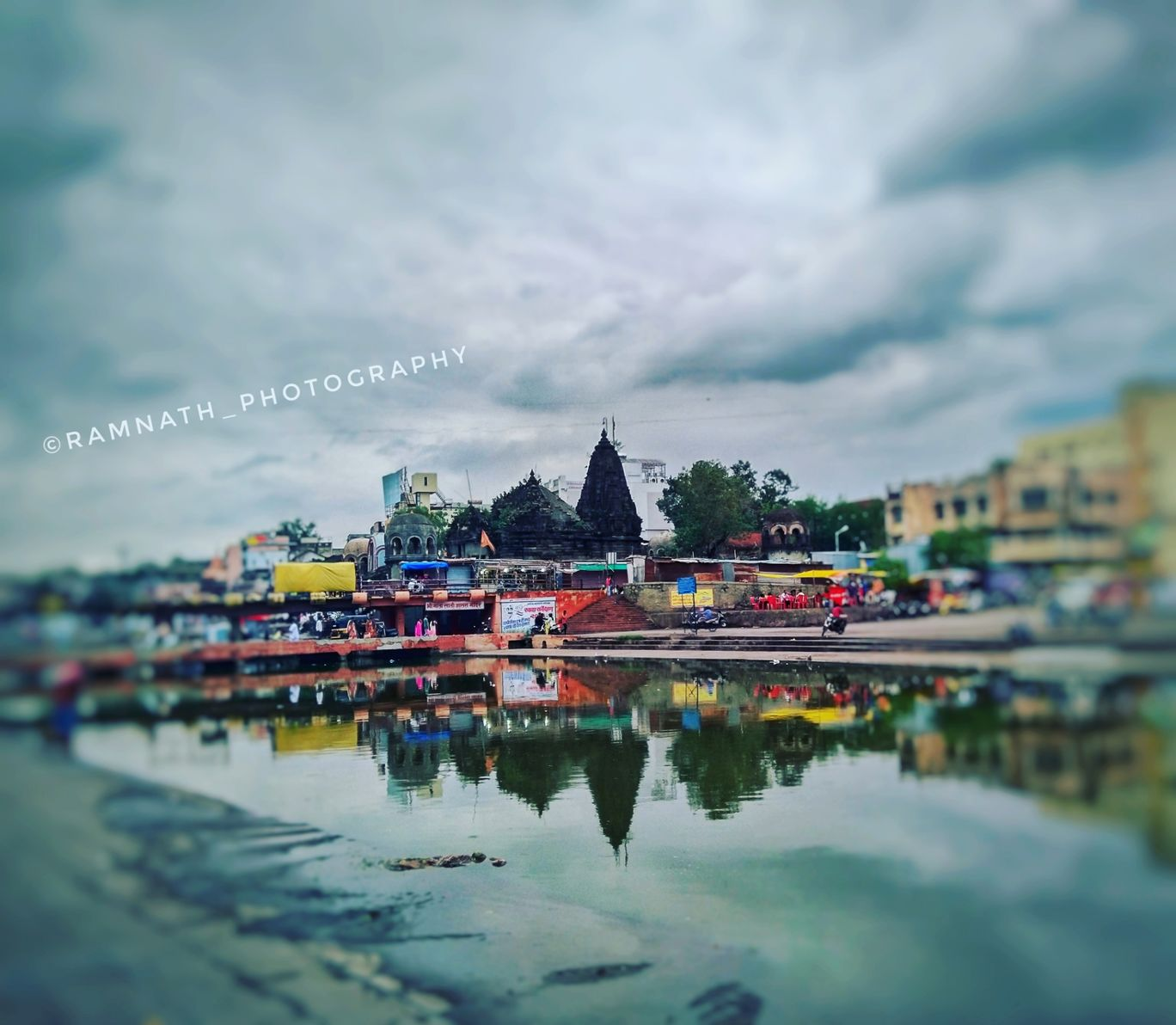 Photo of Naroshankar Temple By Ramnath Raval