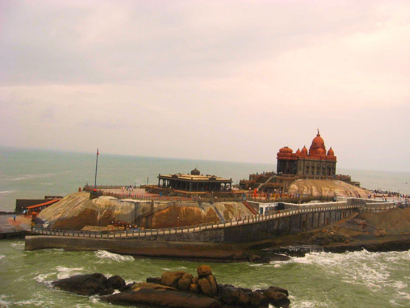 Photo of Vivekananda Rock Memorial By Mazzanilife