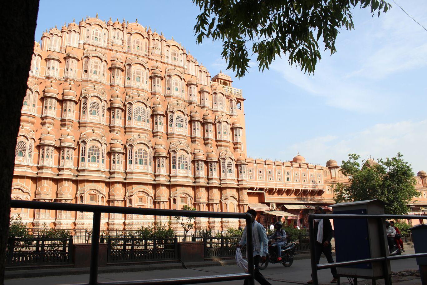 Photo of Jaipur By DEEPAK RATHORE☮️