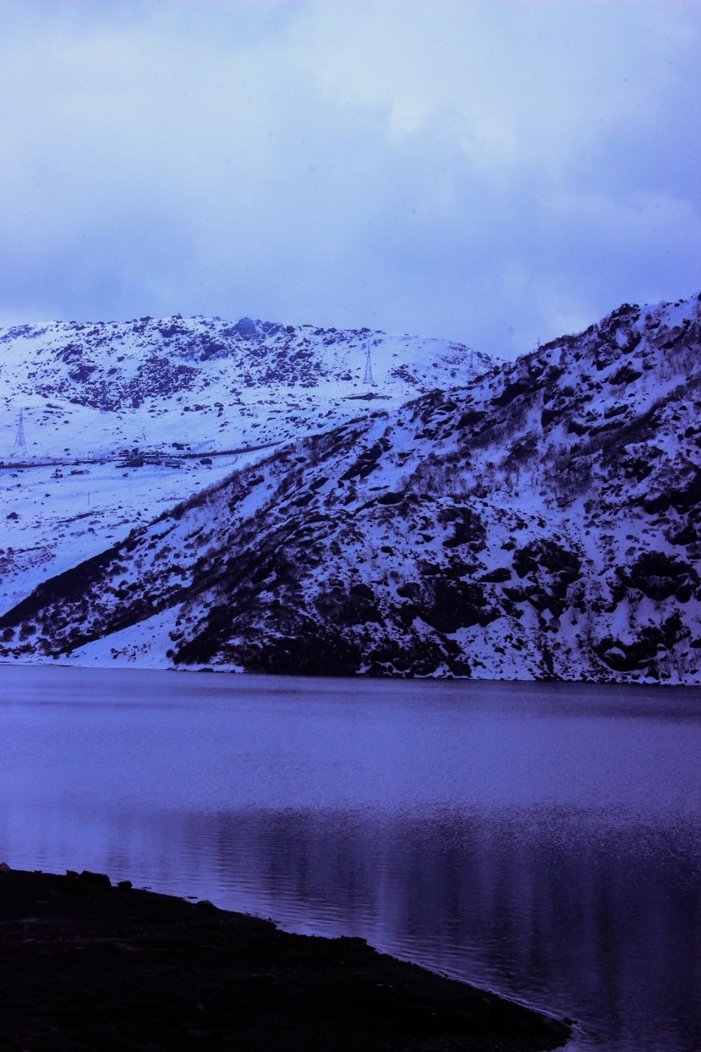 Photo of Tsongmo Lake By Shaad Sikander