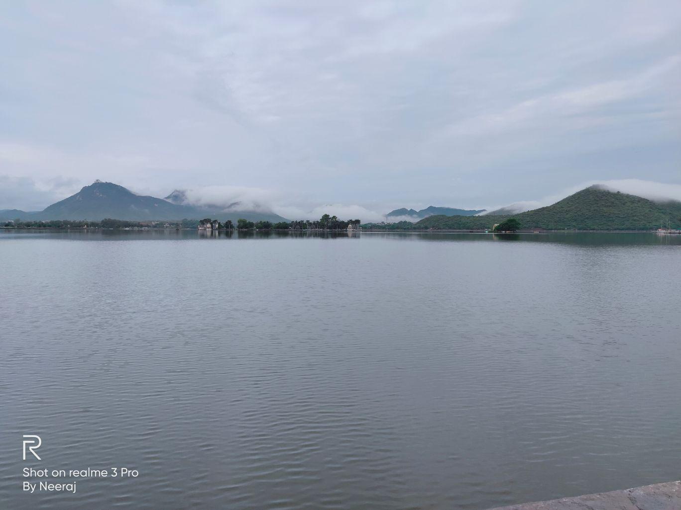 Photo of Fateh Sagar Lake By ER Niraj Gupta
