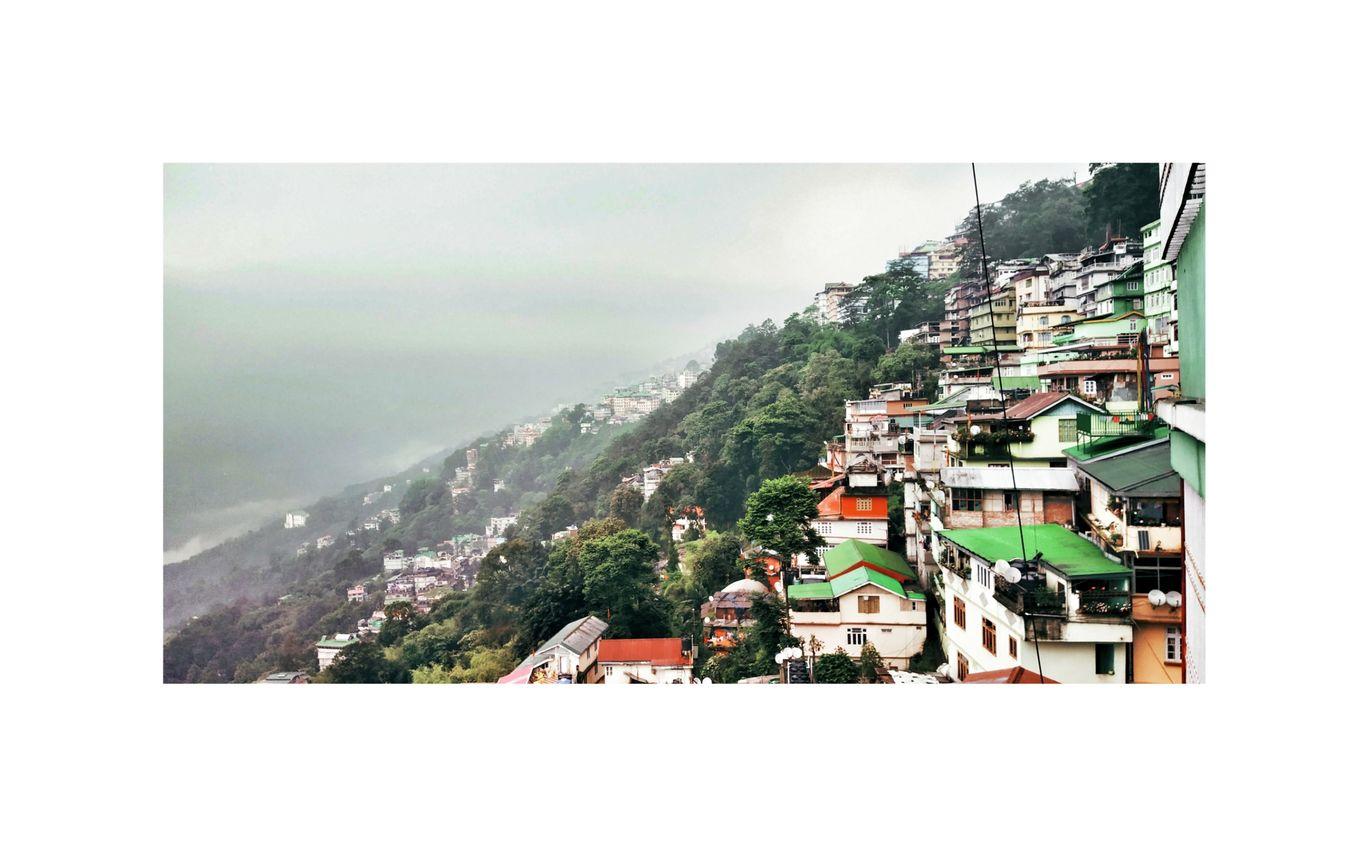 Photo of Gangtok By Aditi Anand