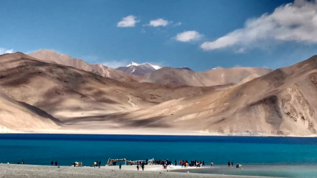 Photo of Pangong Lake By Prajay Katkoria