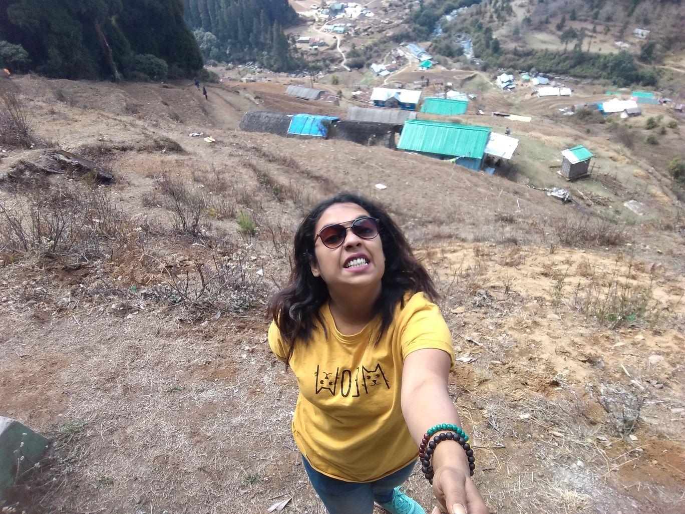 Photo of Gorkhey to Rammam Trek Route By Foodie Wayfarer
