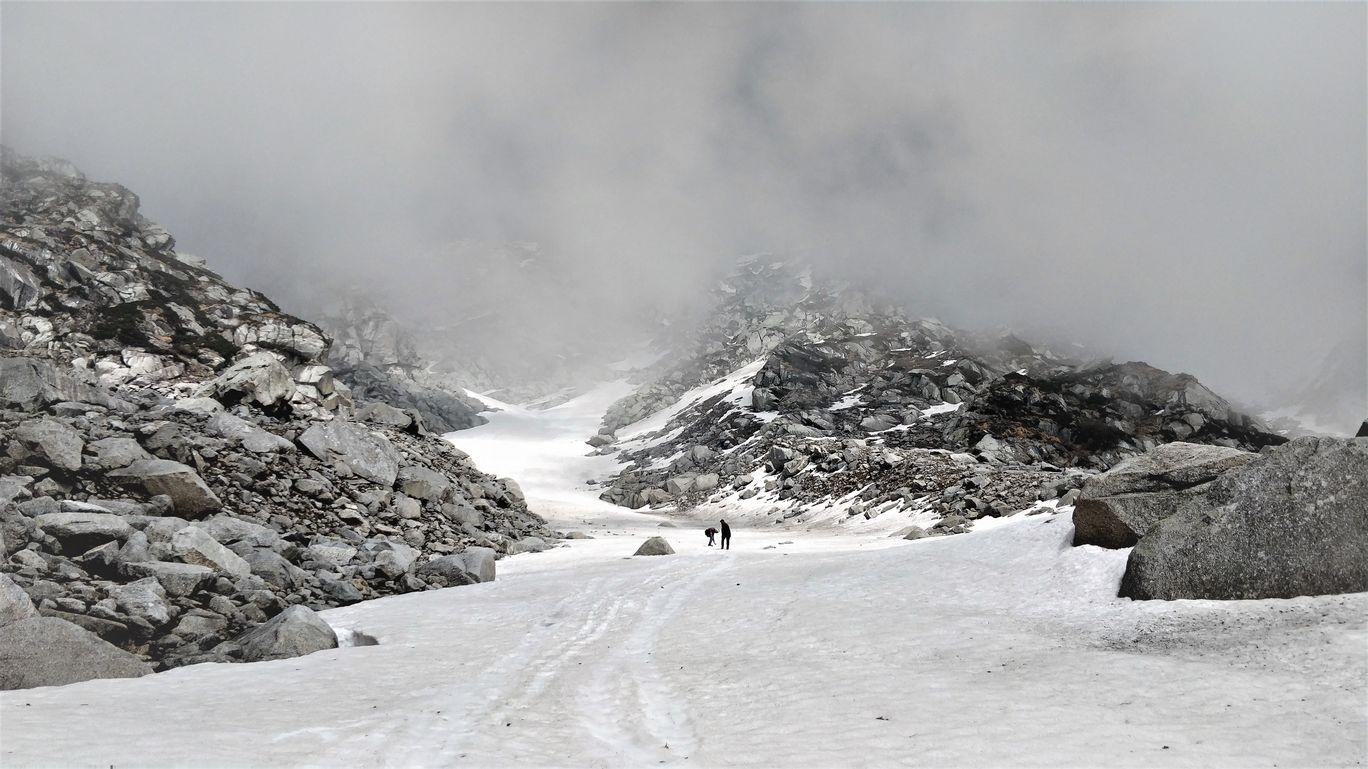 Photo of Minkaini Pass By kapil Singh Khatri