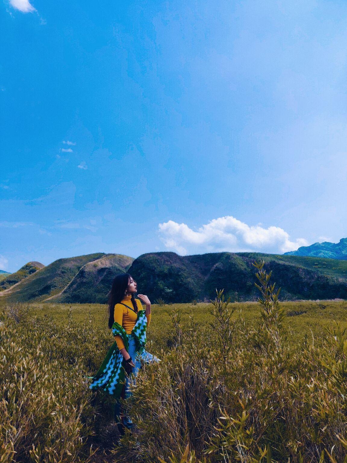Photo of Dzükou Valley By Peri Brahma