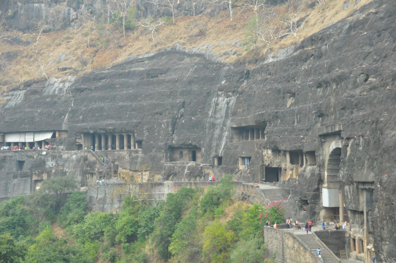 Photo of Ajanta Caves By Tarini