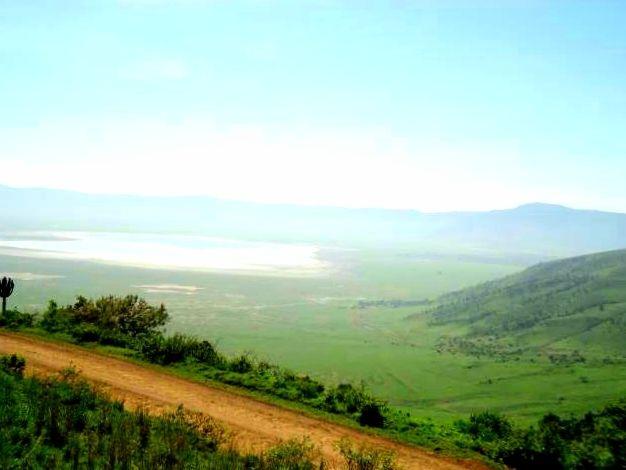 Photo of Ngorongoro Crater By Sweta Chakraborty