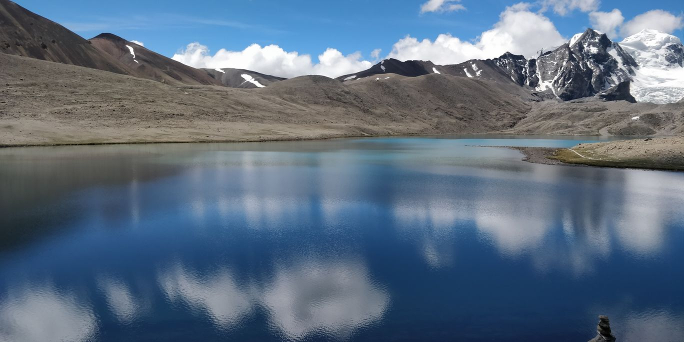 Photo of Gurudongmar Lake By chirag dagar
