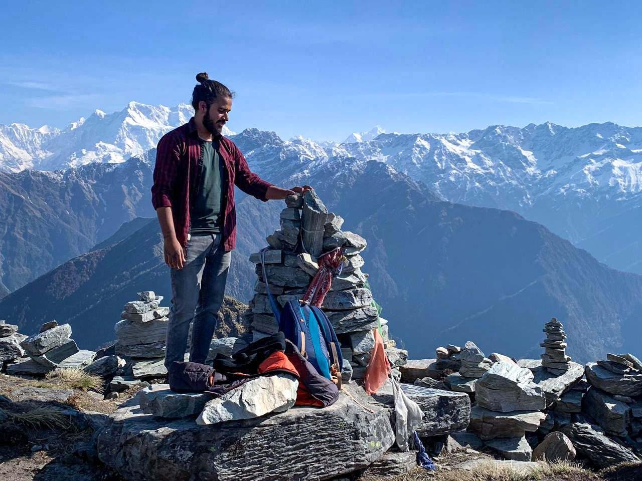 Photo of Chopta Tungnath Chandrashila Trekking By Ramaish Sharma