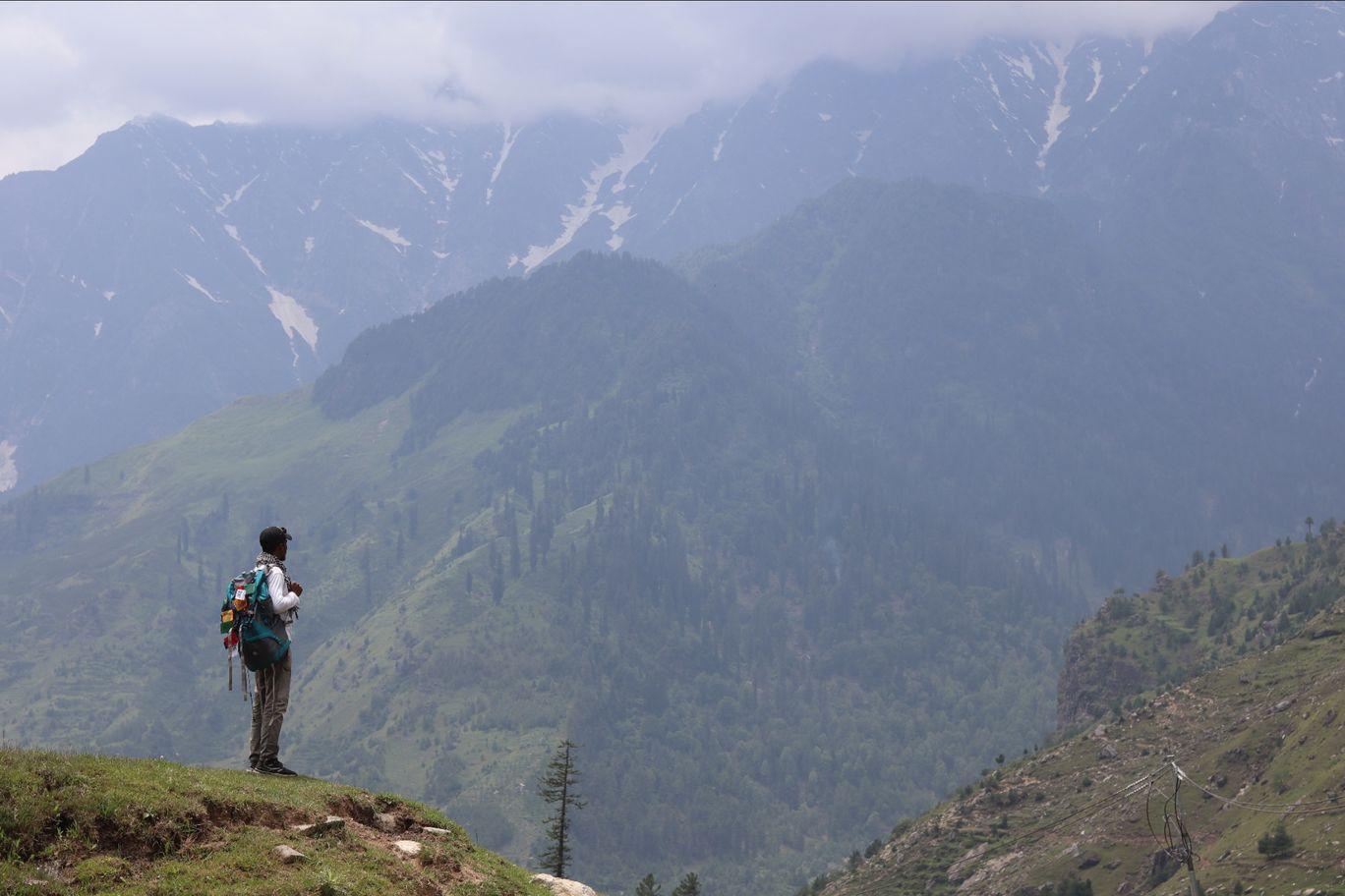 Photo of Solang Valley By Deepak Upadhyaya