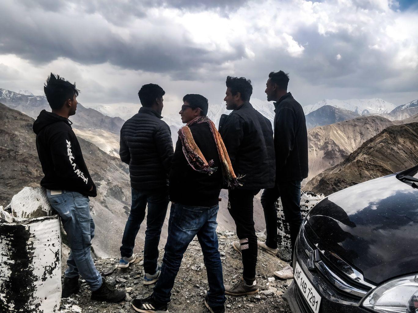 Photo of Spiti Valley By Karan Singh Minhas