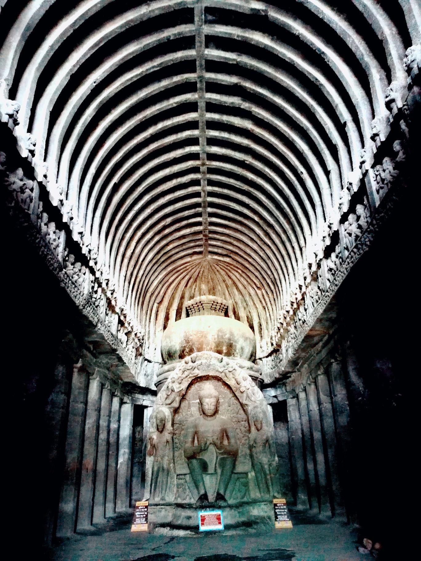 Photo of Ellora Caves By V.K. subodh