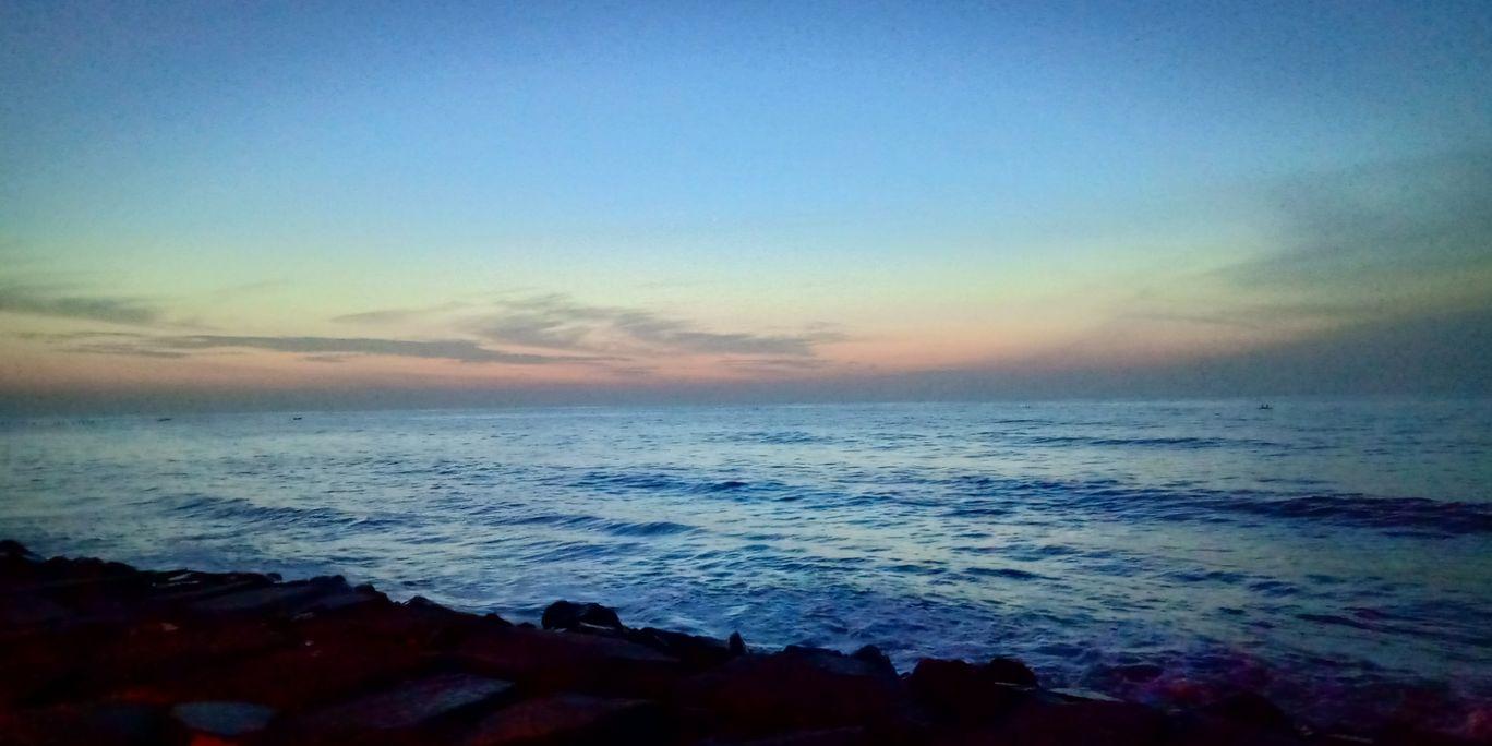 Photo of Rock Beach By AYUSH PANDA