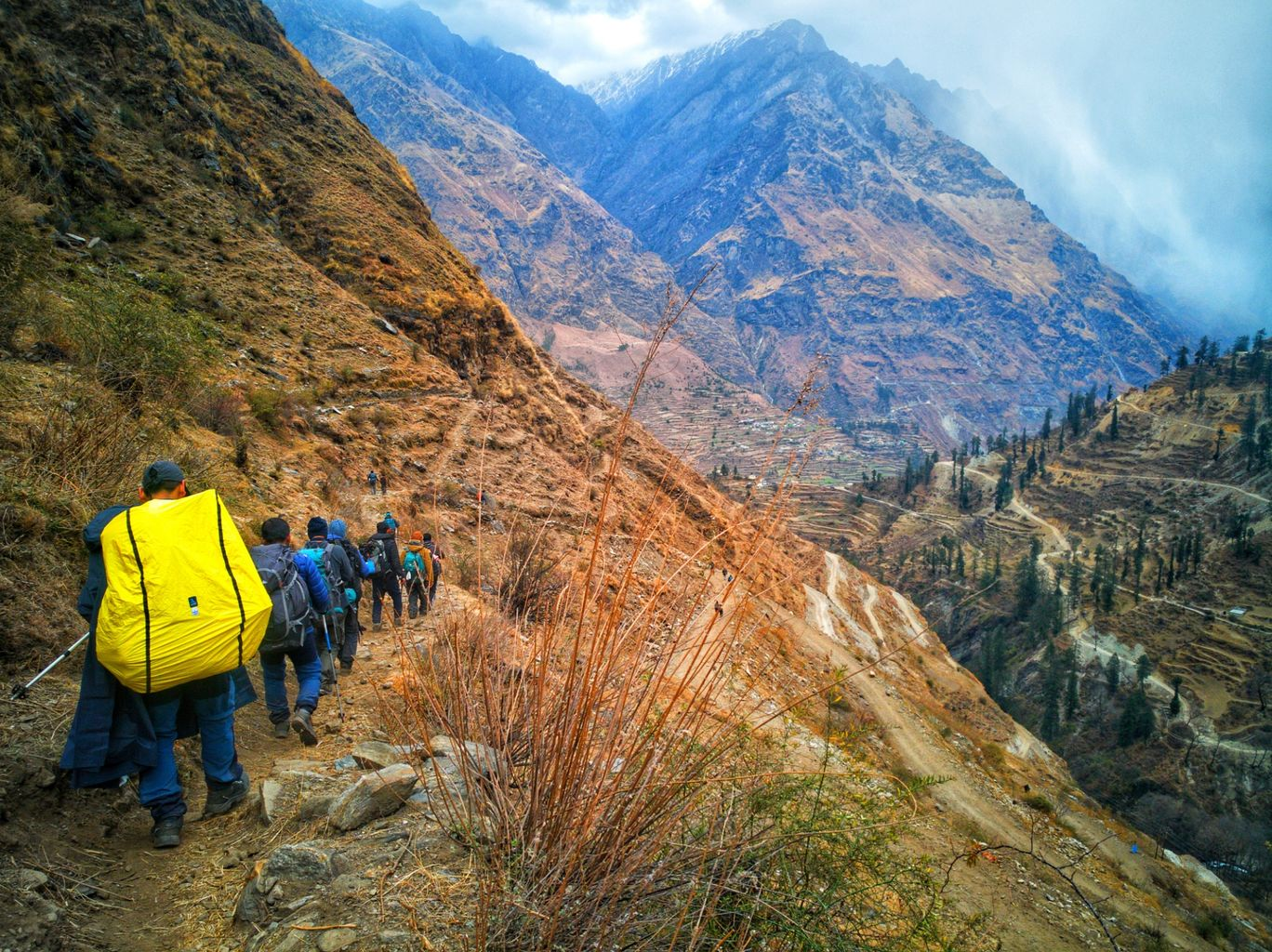 Photo of Pangarchulla Peak By Bikram Dev Hembram