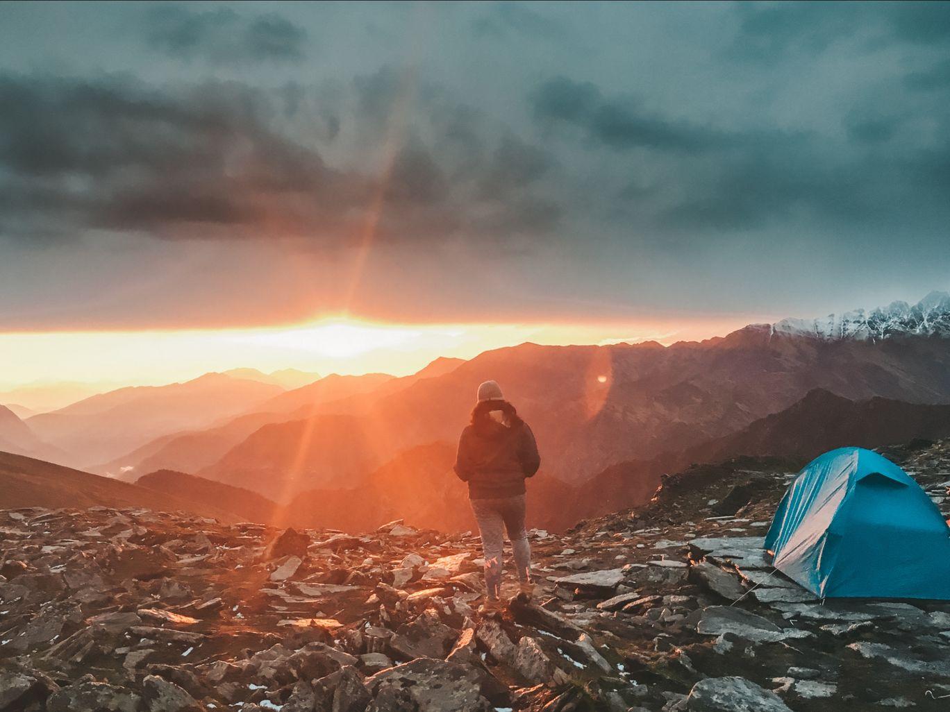 Photo of Himalayas By Prashanti Ramesh