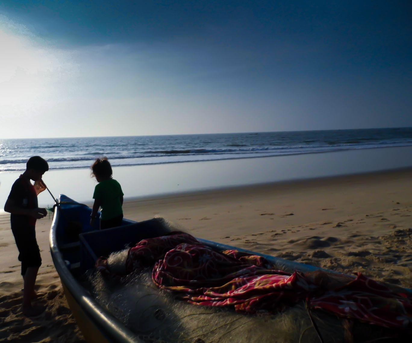 Photo of Maravanthe beach By Vikas Kamath
