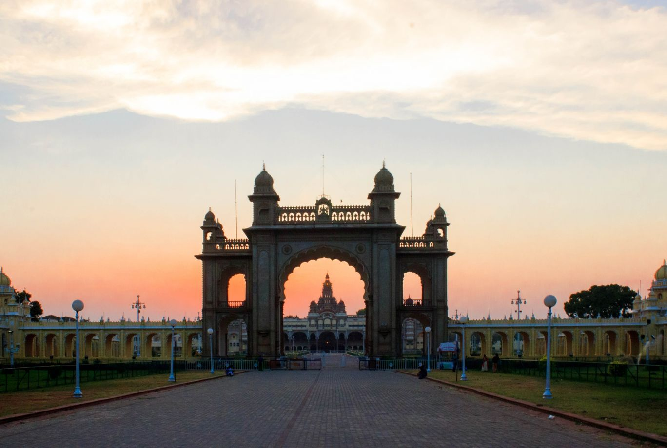 Photo of Mysore Palace By Vikas Kamath