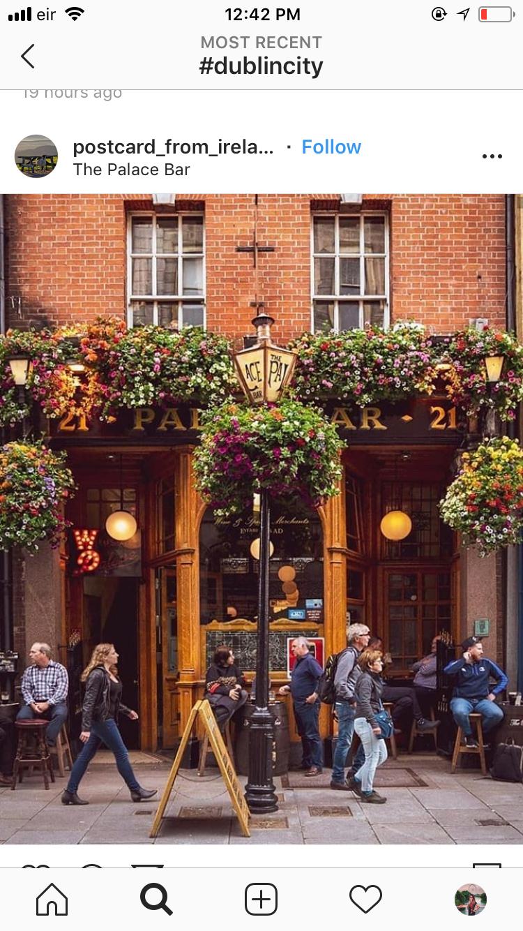 Photo of Hello Dublin :) By Medhavi Saharan