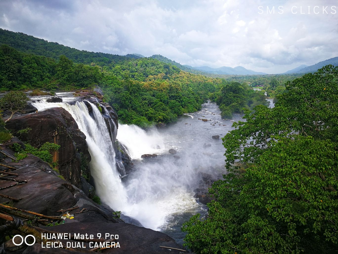 Photo of Athirappilly Water Falls By Sikhil Machingal
