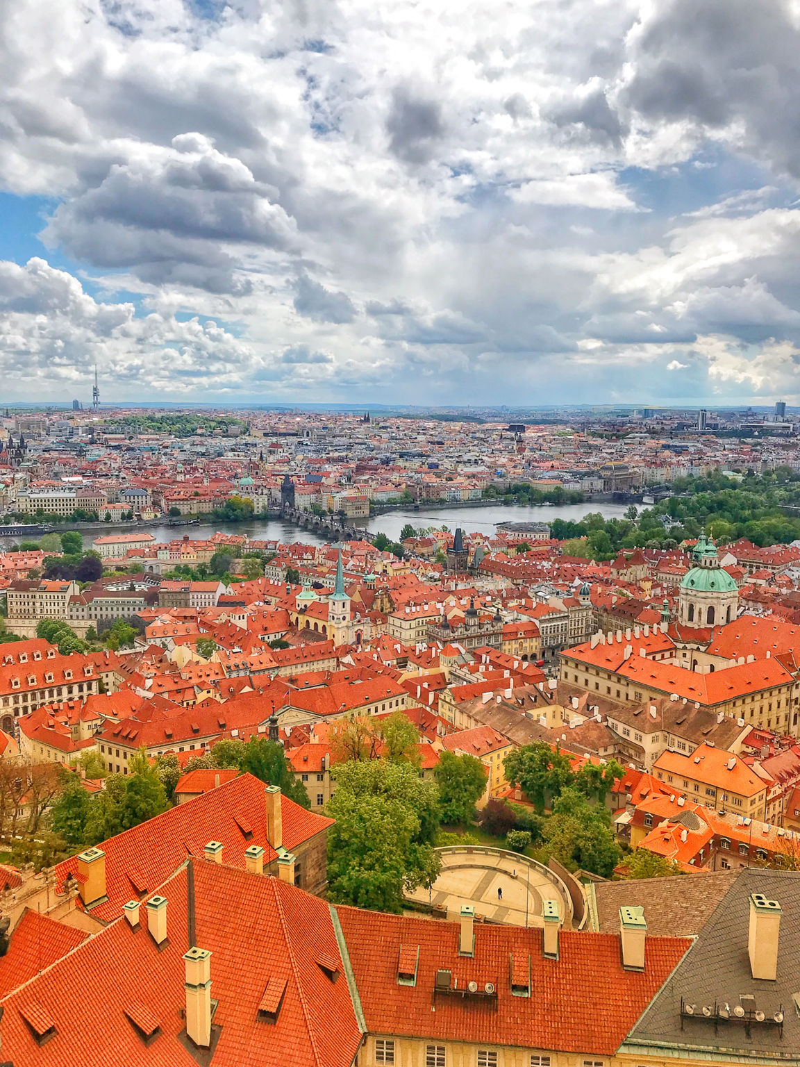 Photo of Streets of Prague By Anwesha Roy
