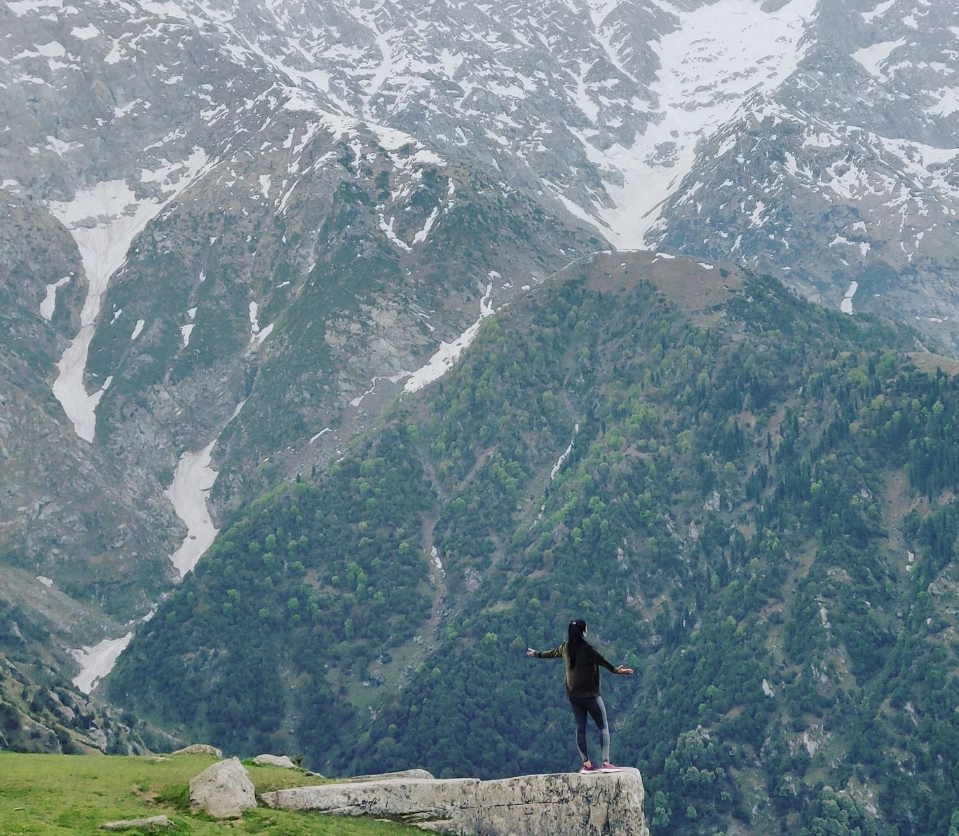 Photo of Triund By divyani singh