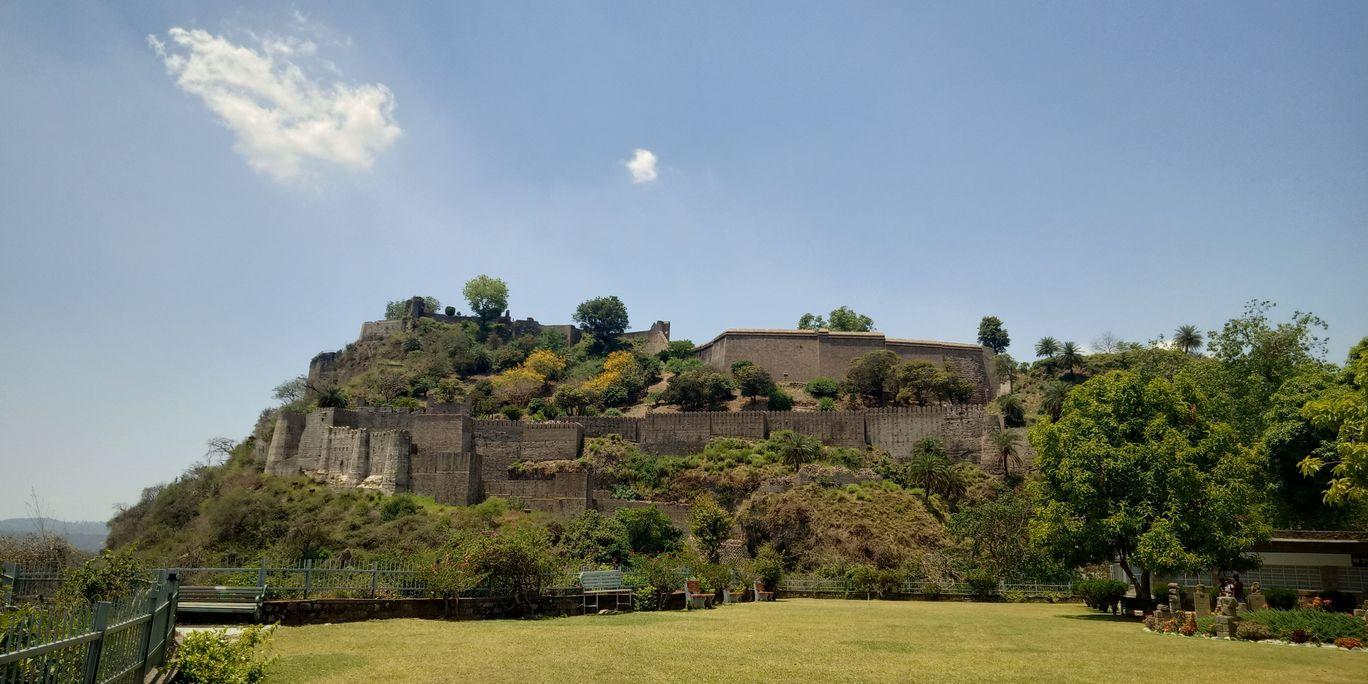 Photo of Kangra Fort By Gautam Anand