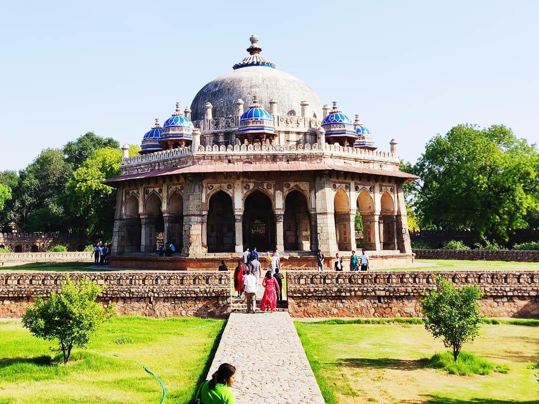 Photo of Humayun's Tomb By Nivedita Anand