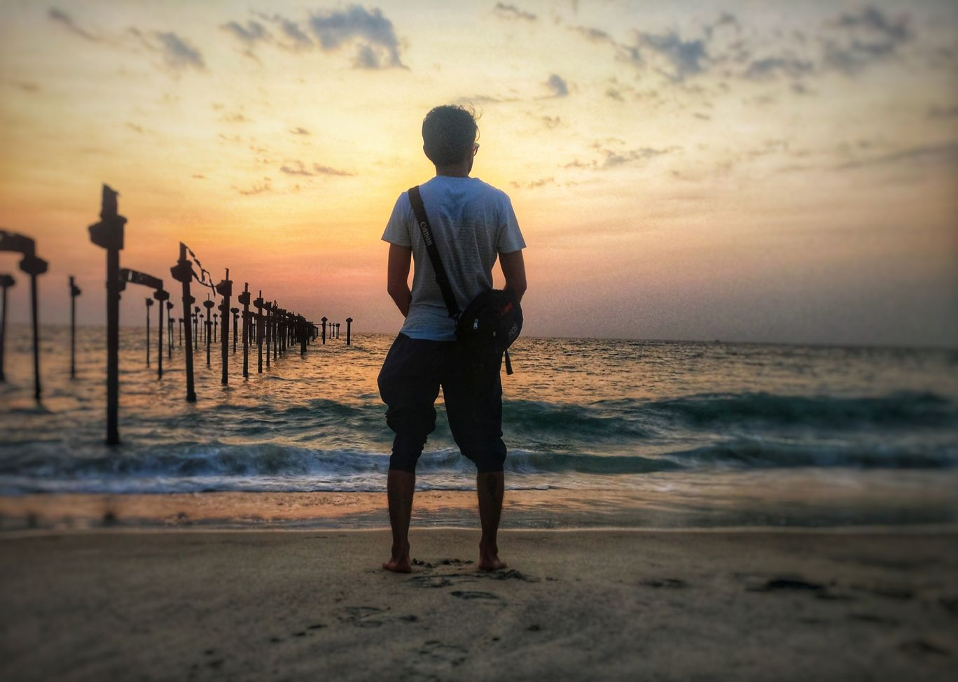 Photo of Alleppey Beach By CHINMAY PANCHOLI