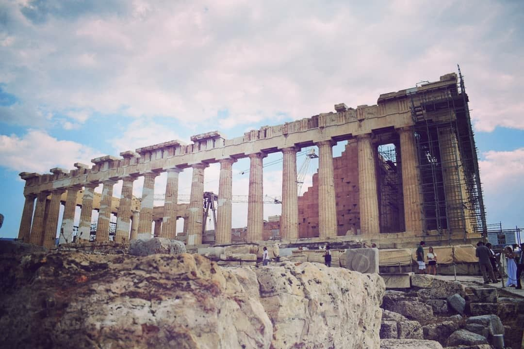 Photo of Acropolis of Athens By Miss Teetotaller