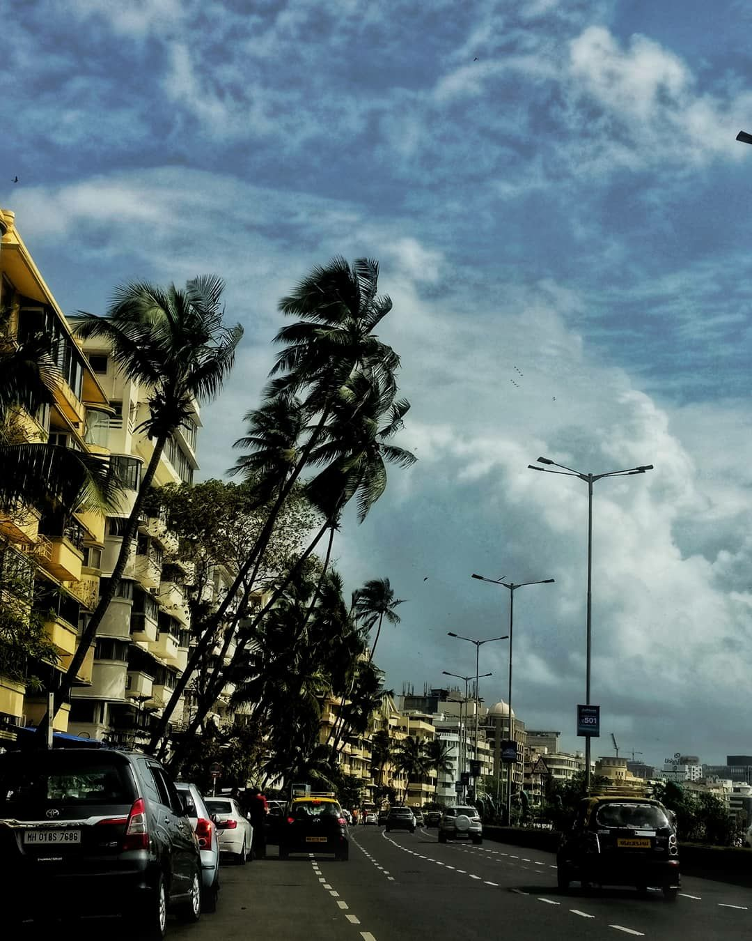 Photo of Marine Drive By abhijeet bhalgat